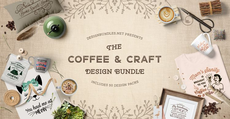 The Coffee and Craft Bundle