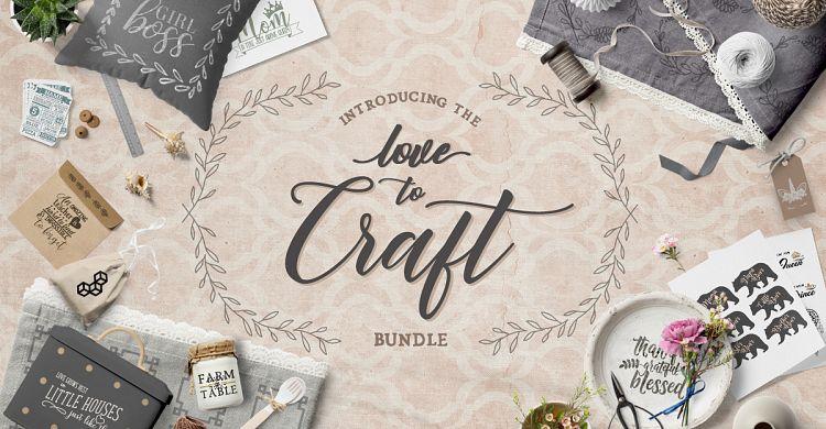 Love to Craft Bundle