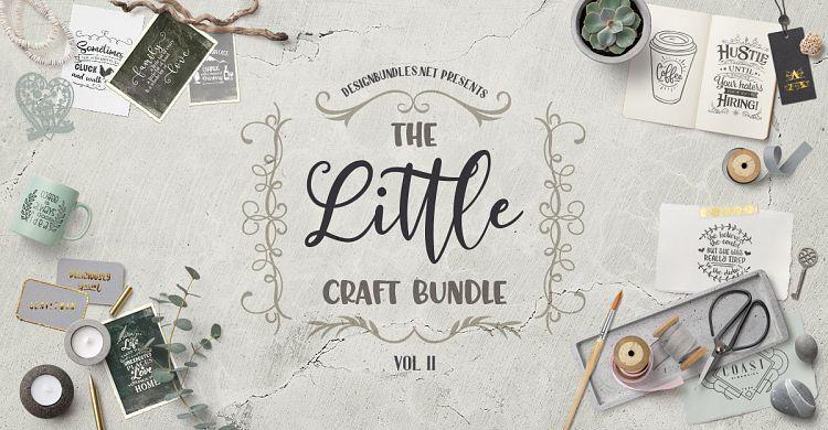 The Little Craft Bundle II