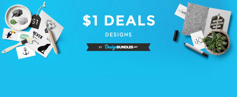 One Dollar Design Deals Event