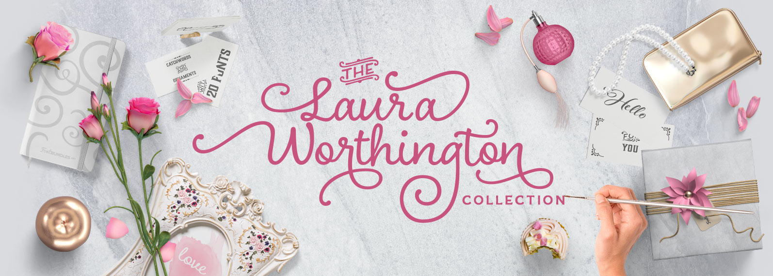 The Laura Worthington Collection  Cover