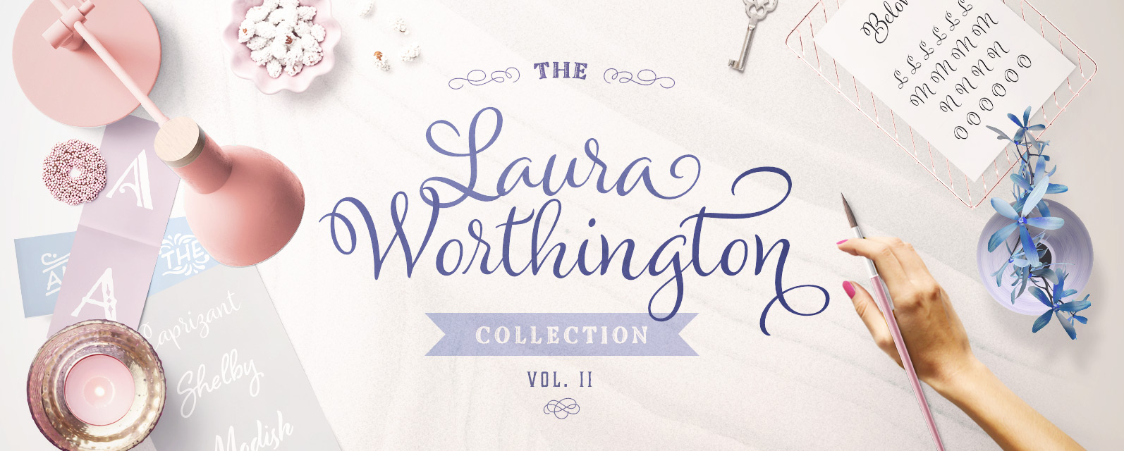 Laura Worthington Collection Volume II Cover
