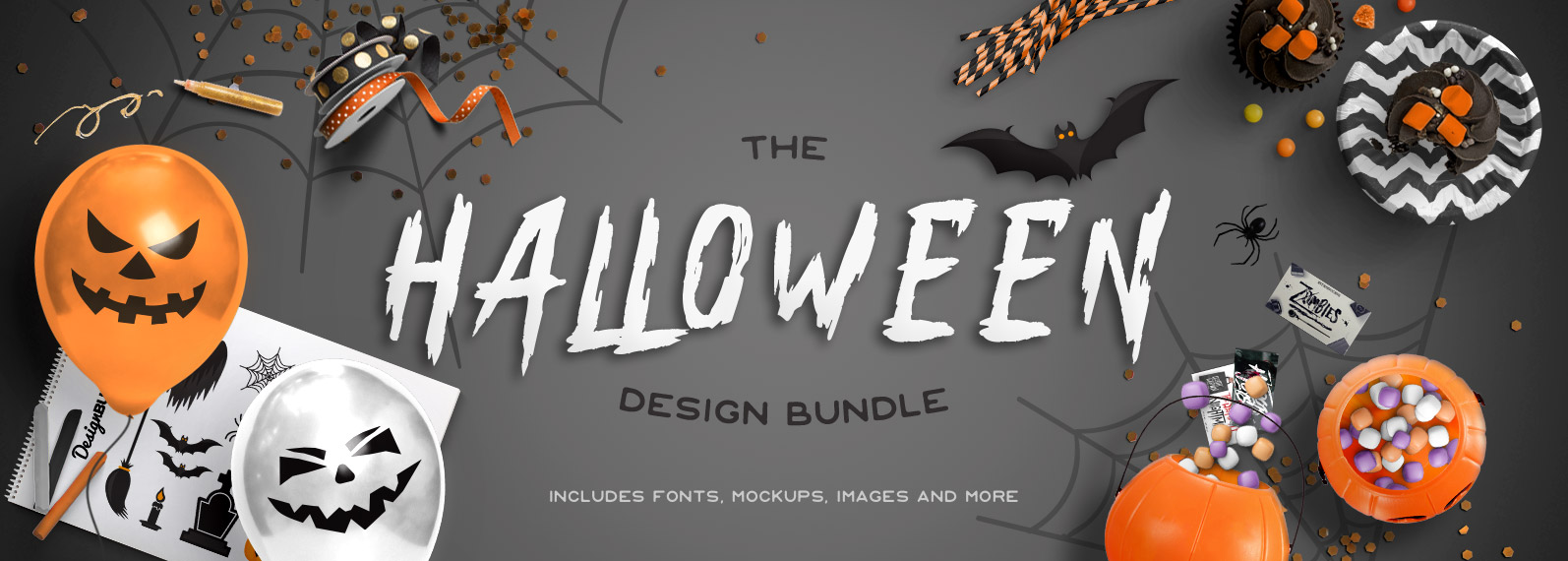 The Halloween Bundle Cover
