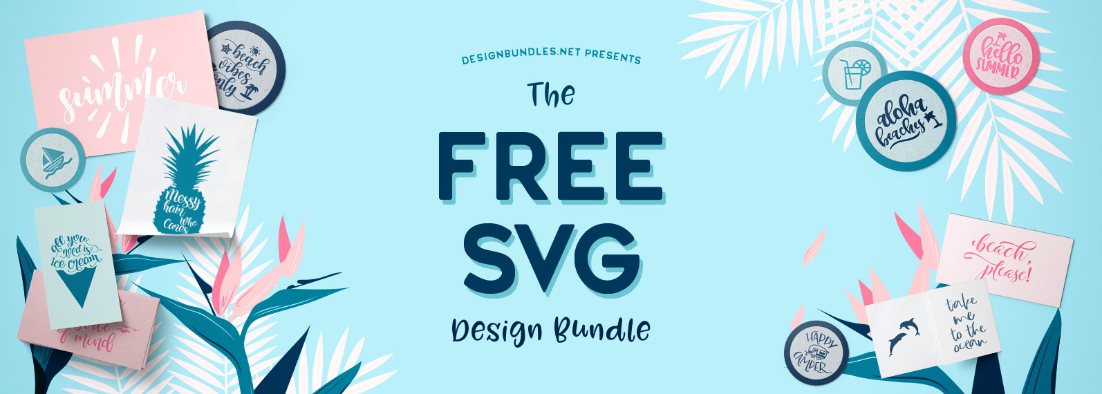 The Free SVG Bundle Cover