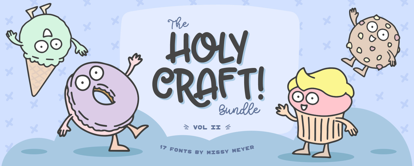 The Holy Craft Bundle Vol II Cover