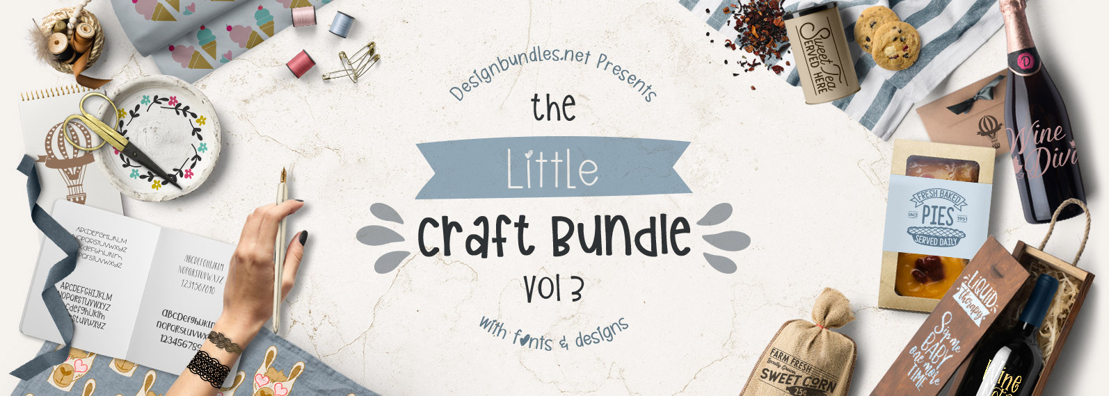 The Little Craft Bundle III Cover