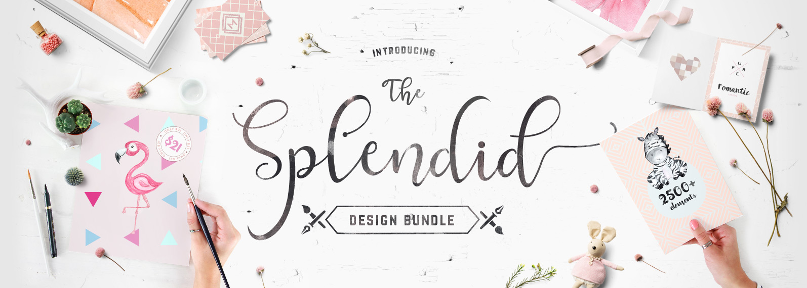 The Splendid Design Bundle Cover