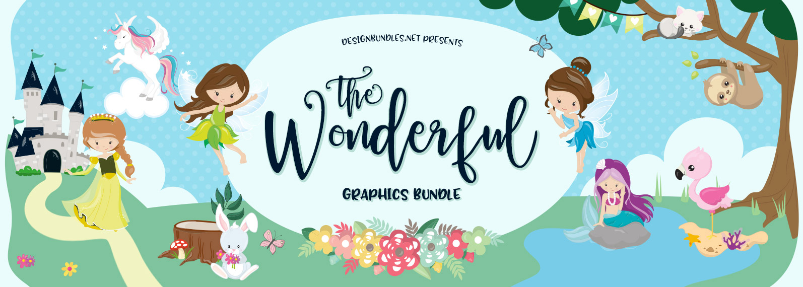 The Wonderful Graphics Bundle Cover