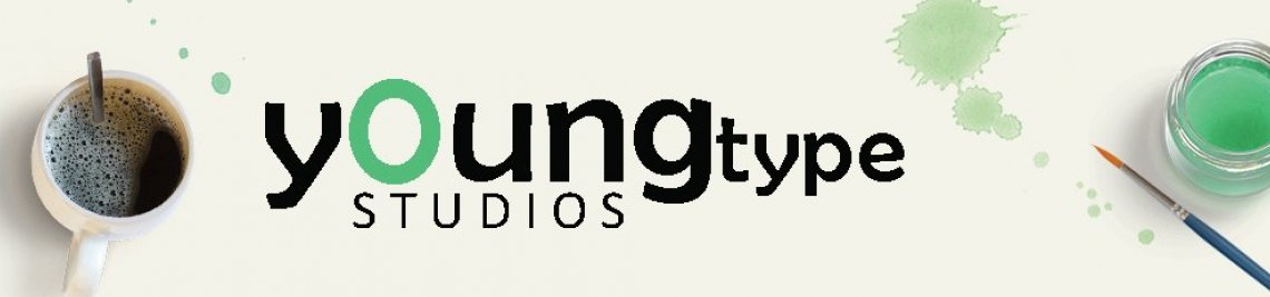 Youngtype Profile Banner