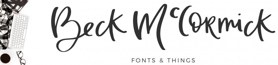 BeckMcCormick Profile Banner