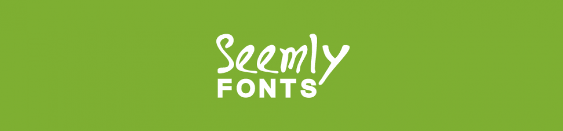 Seemly Fonts Profile Banner