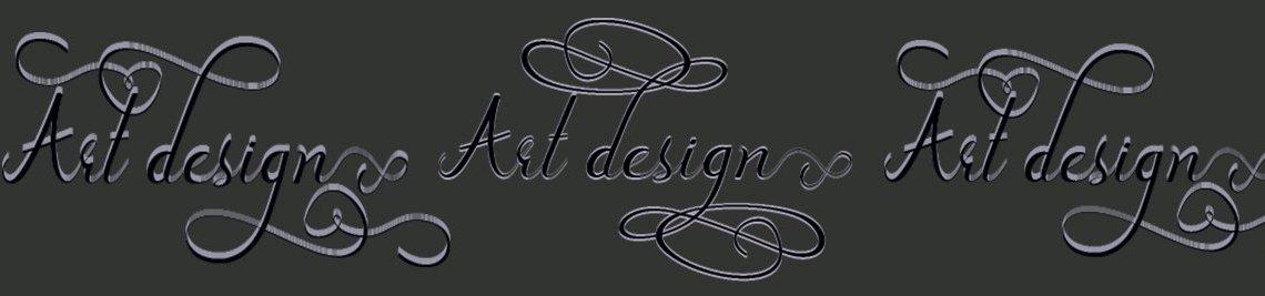 Art Design Profile Banner