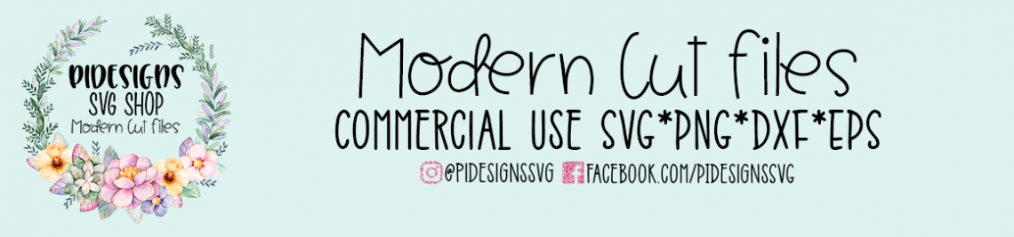 PIDesigns SVG Profile Banner