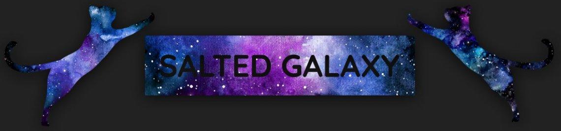 Salted Galaxy Profile Banner