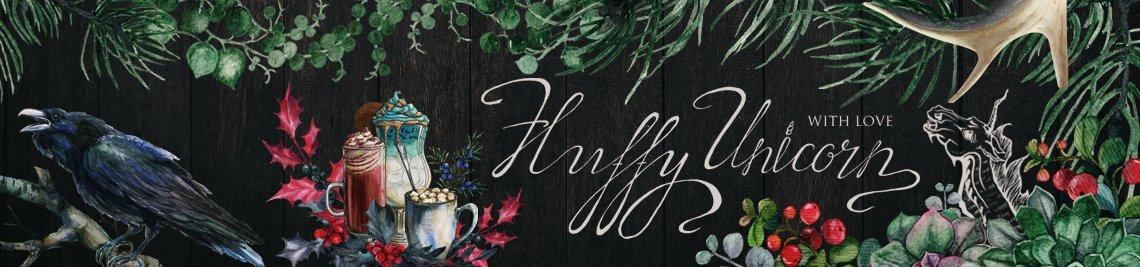 Fluffy Unicorn Profile Banner