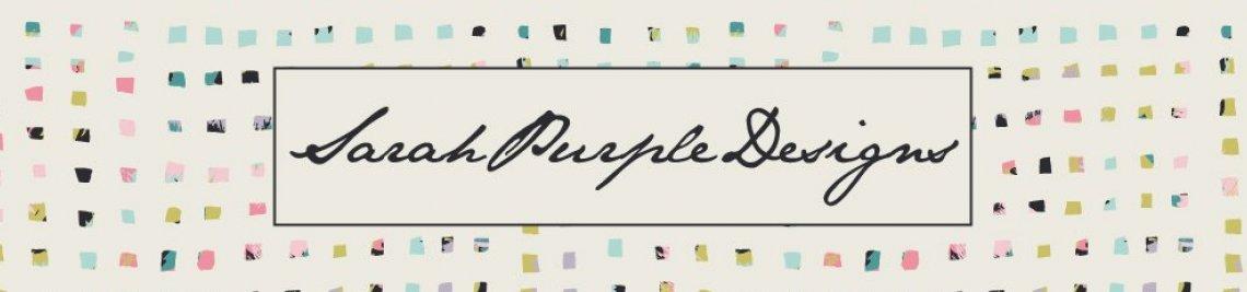 SarahPurpleDesigns Profile Banner