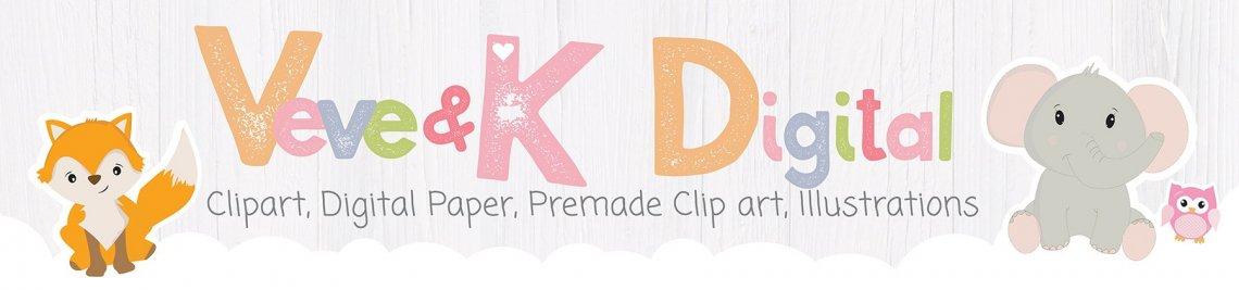 Veve & K Digital Profile Banner