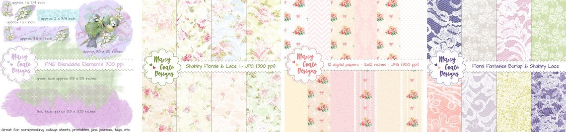 Marcy Coate Designs Profile Banner
