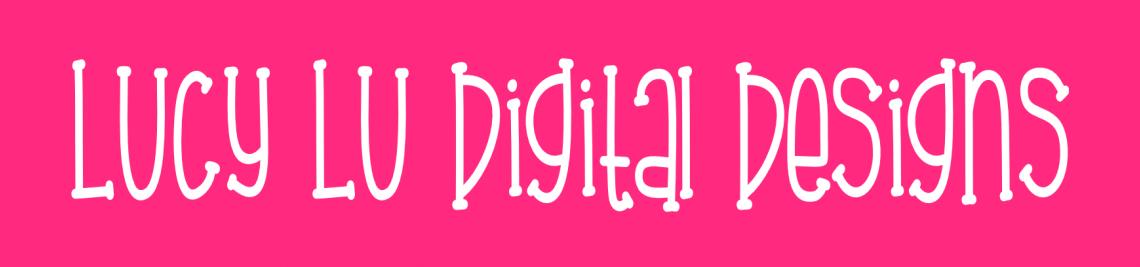 Lucy Lu Digital Designs Profile Banner