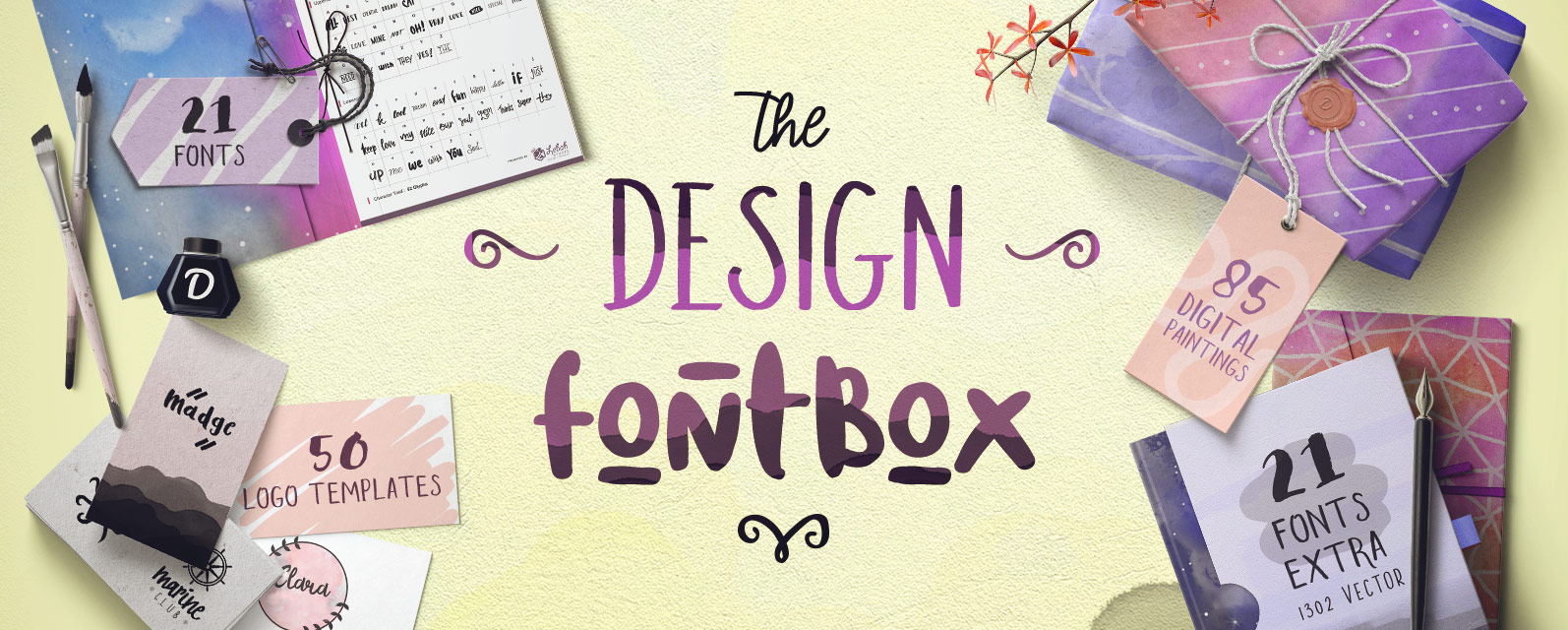 The Design FontBox