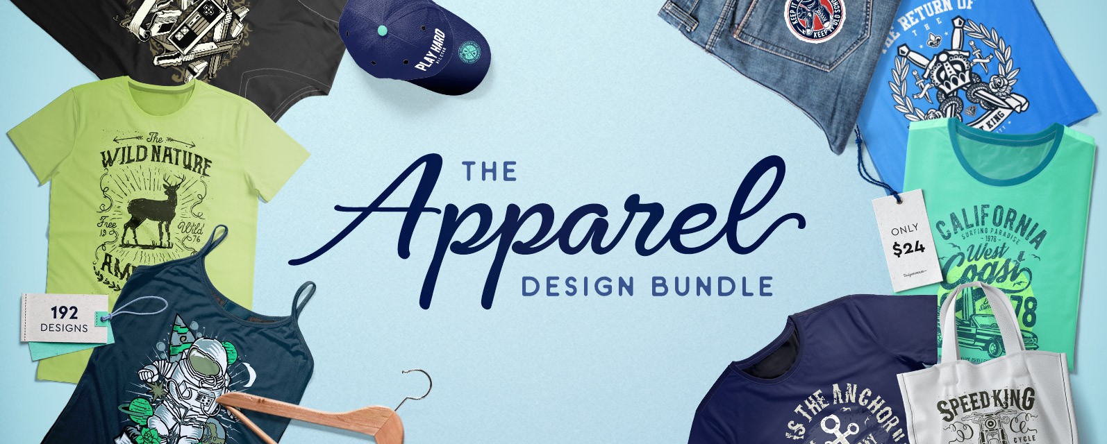 apparel design bundle