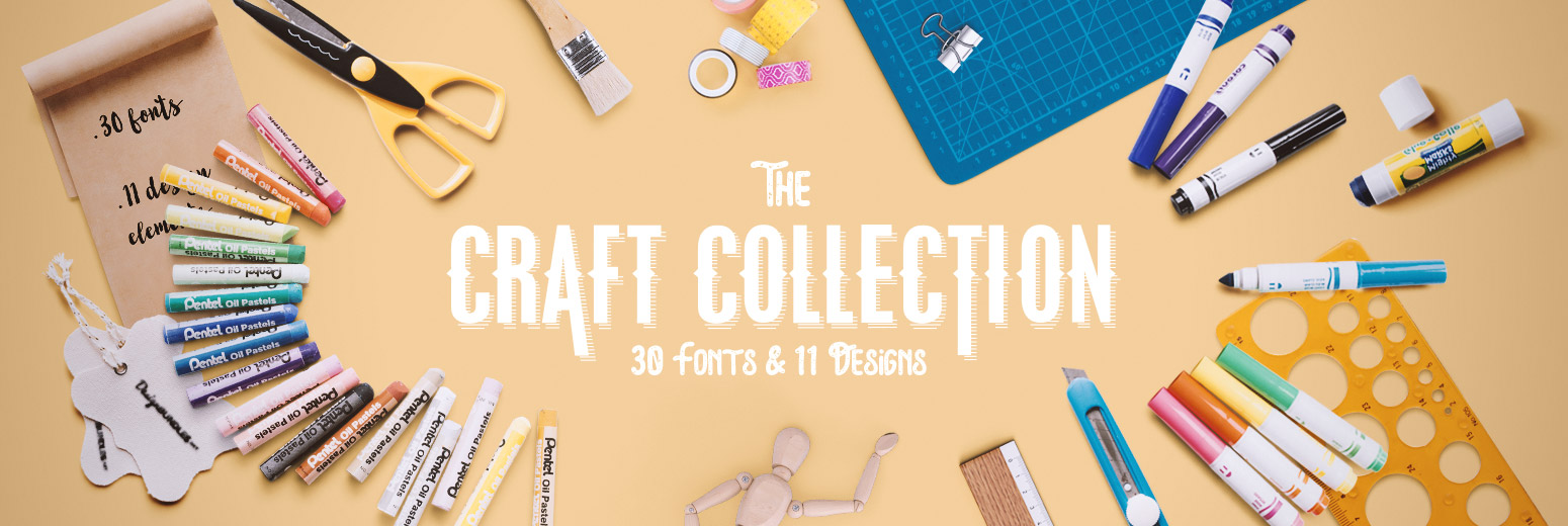 The Craft Collection Bundle Cover