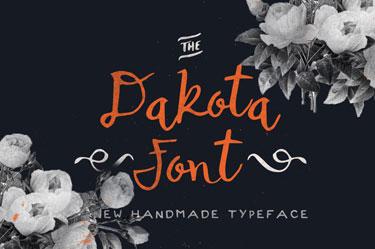 Dakota Font