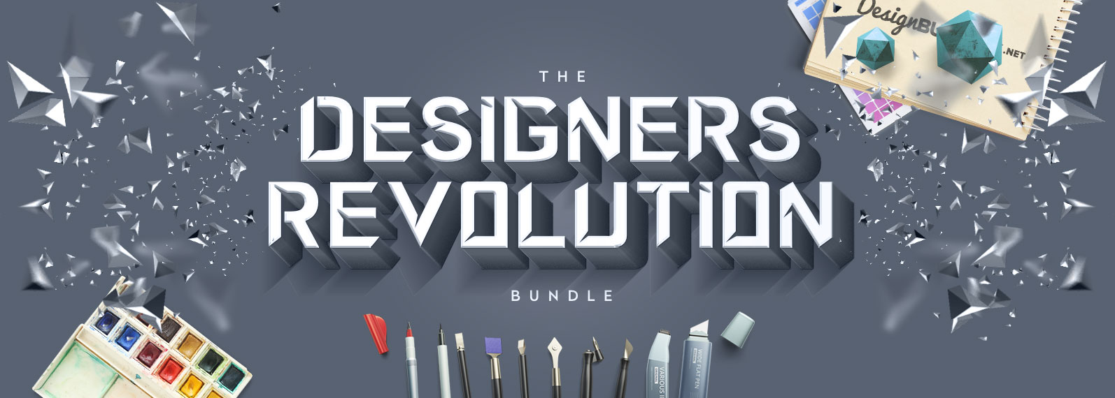 Designers Revolution Bundle Cover