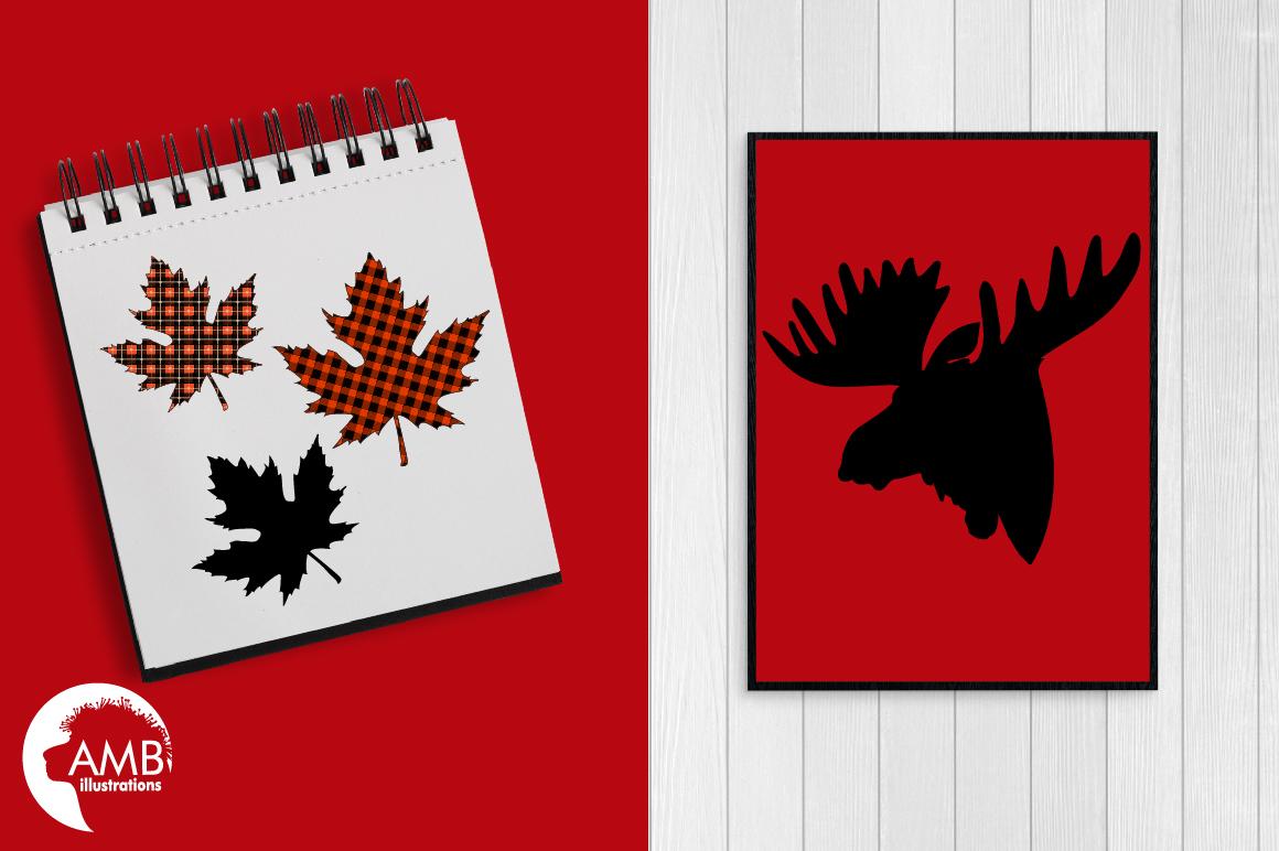 Lumberjack clipart, graphic, illustration, AMB-2315 example image 4