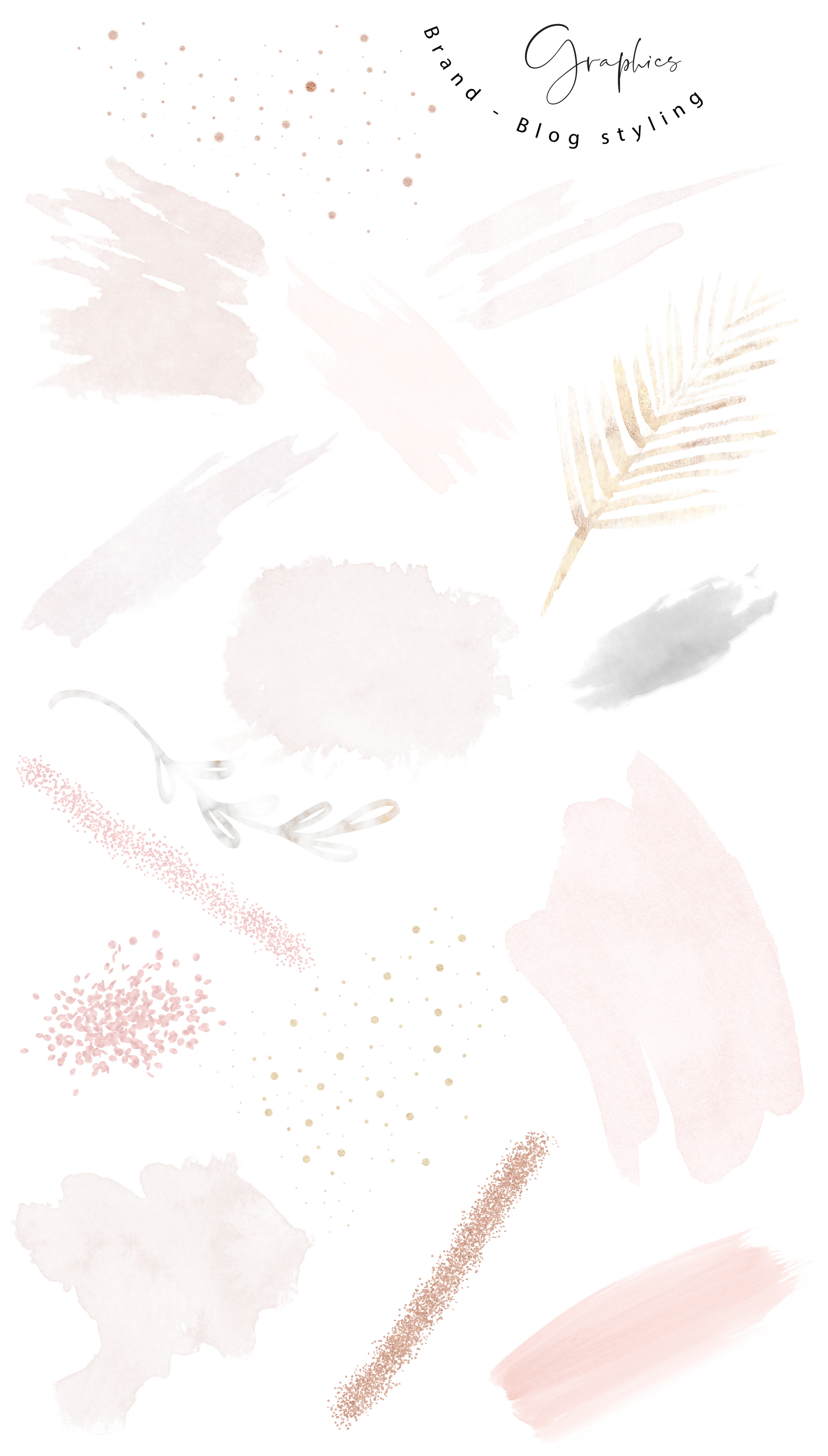 Week Moodboards Brushes Papers example image 9