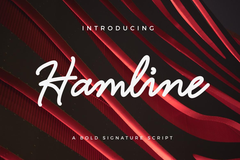 Hamline example 1