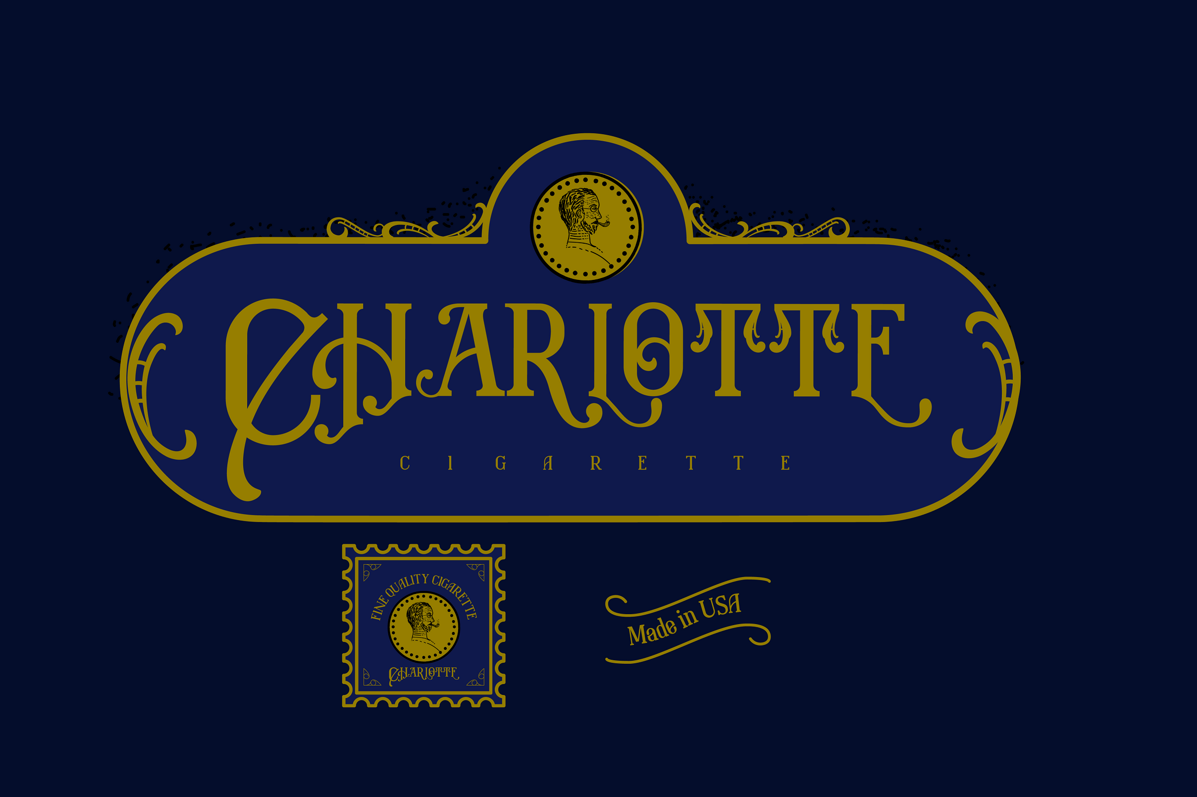 Magnolia Vintage Typeface example image 3