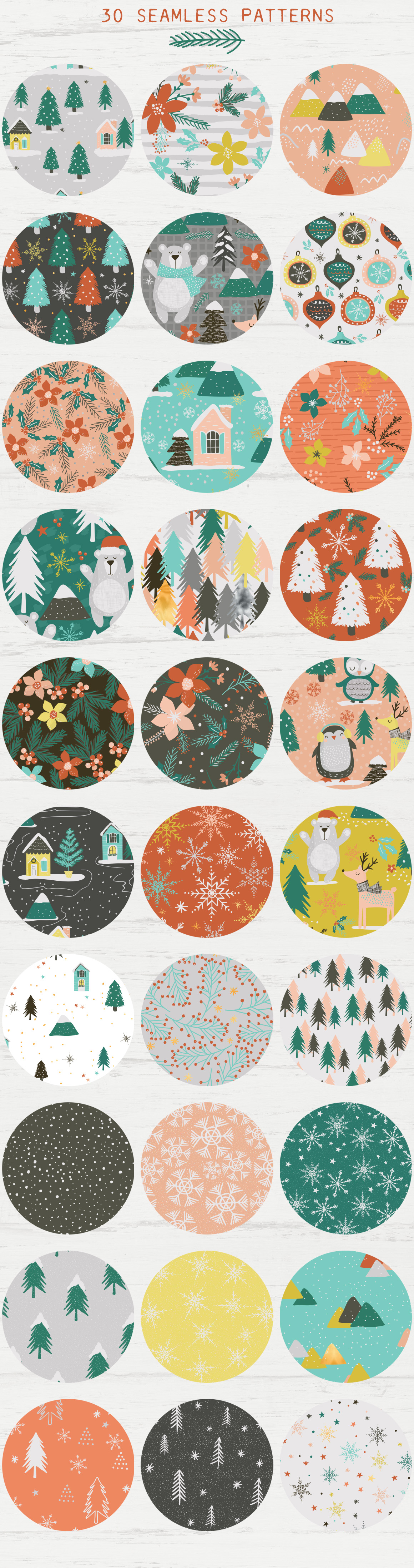 Sweet Christmas Collections example image 5