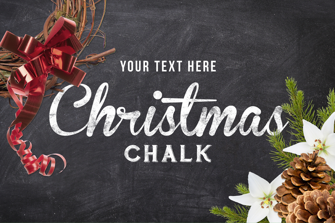 Christmas Holiday Mockup Scene Creator example image 4