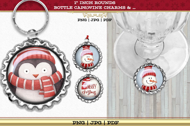 Bottle Cap Art example image 1