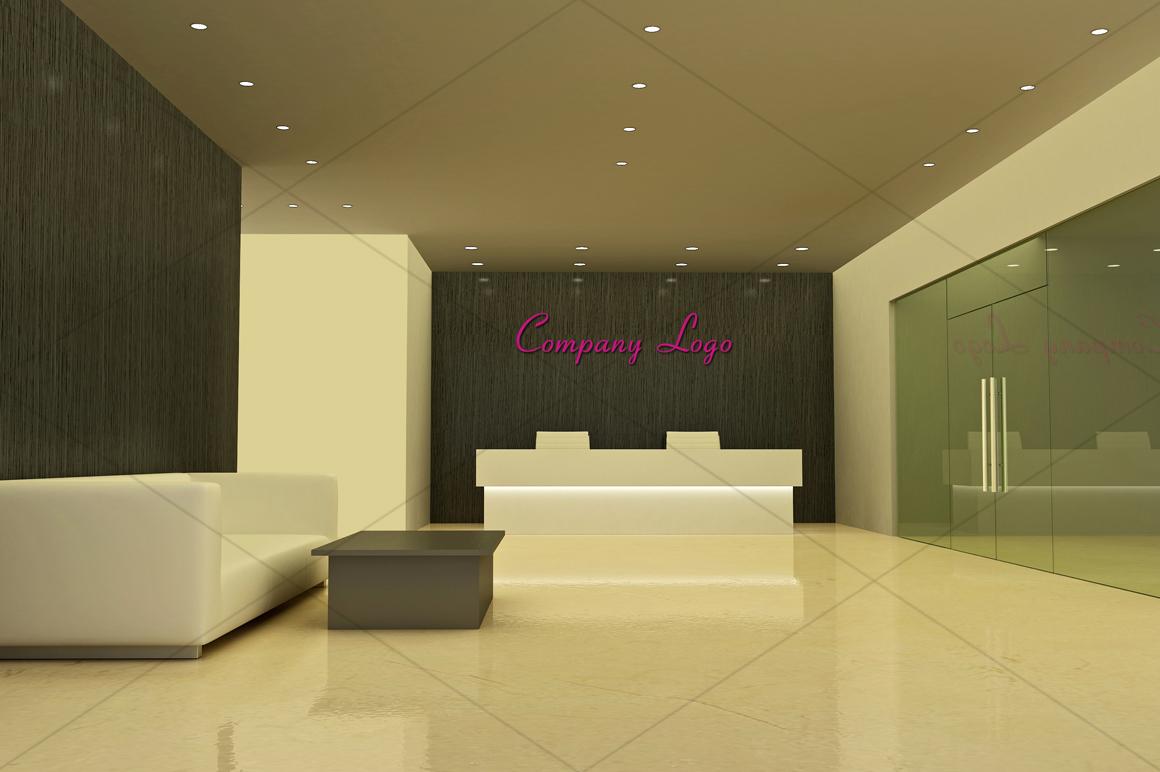 Office branding Mockup v2 example image 4