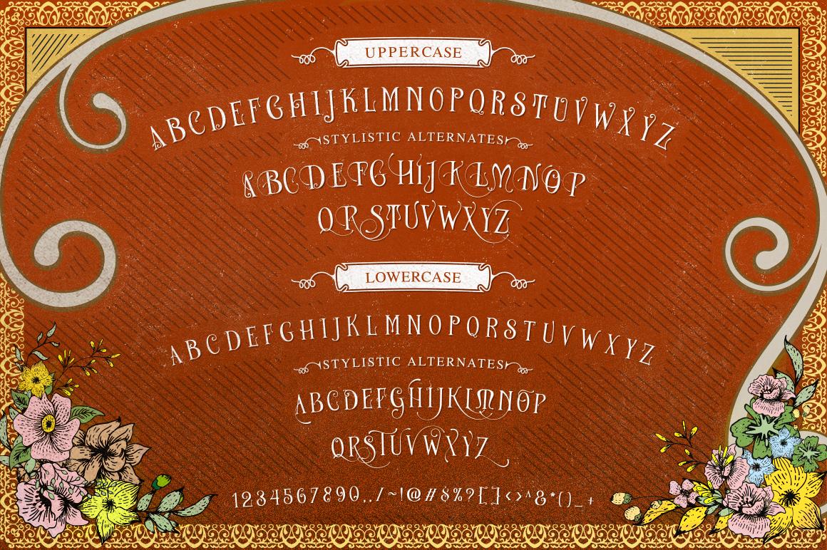 De Arloy Typeface example image 8