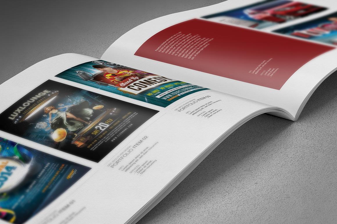 Portfolio Brochure Vol.01 example image 7