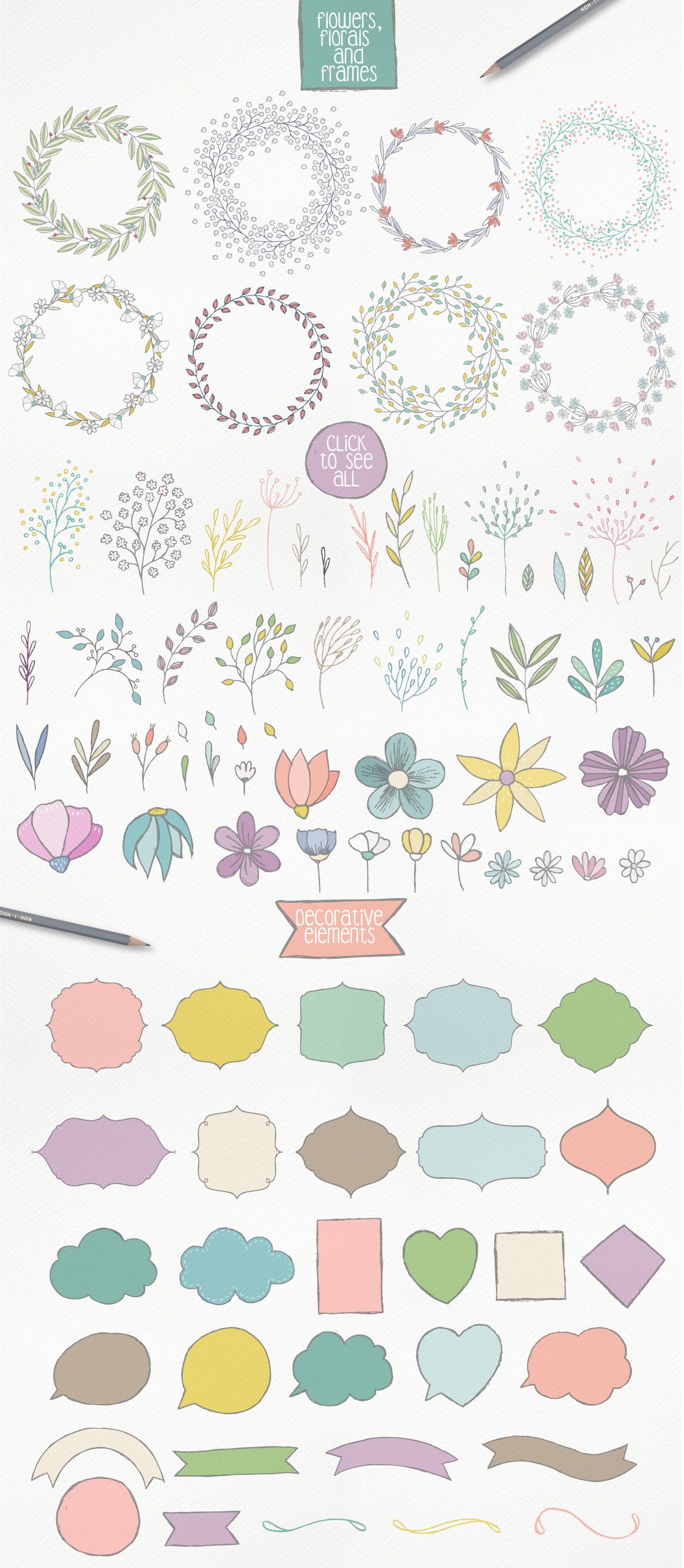 Cute Forest Collection example image 3