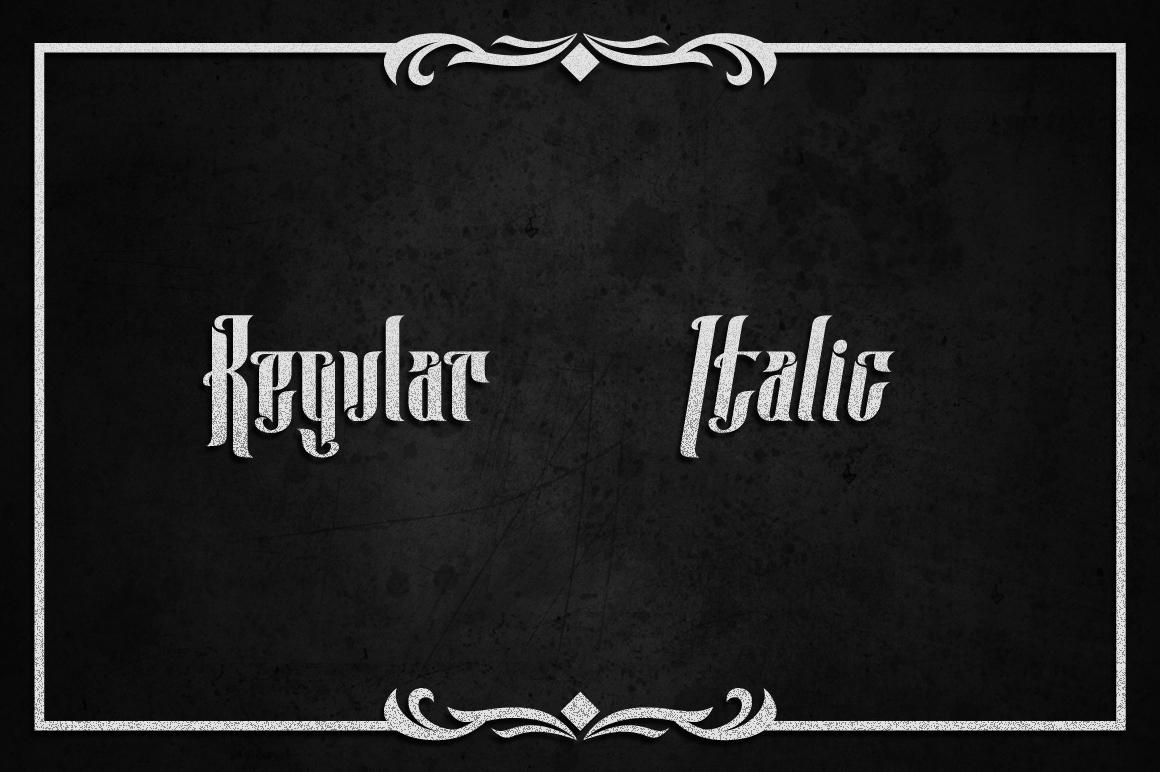 Anehena Typeface example image 3
