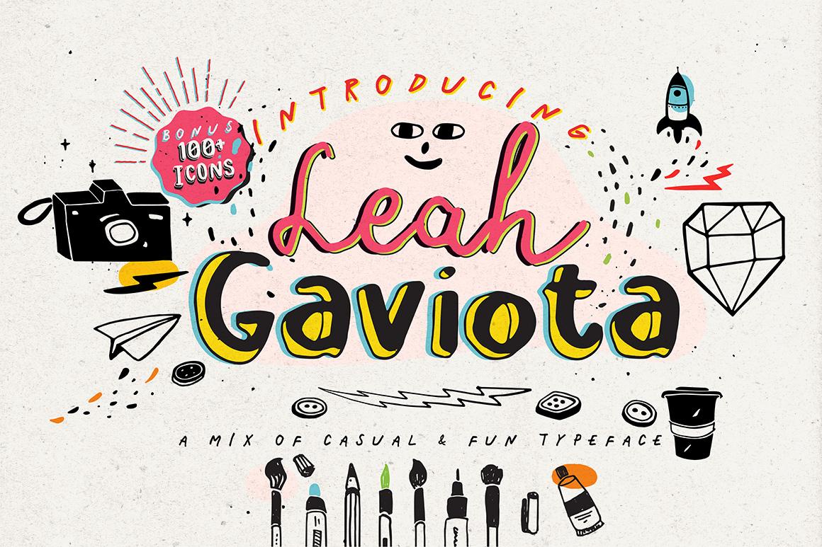 Leah Gaviota example image 1