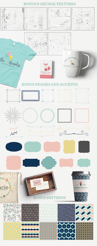 Essential Branding Kit example image 5