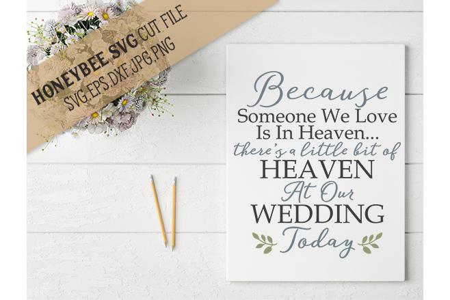 Mega Wedding Decor Bundle svg example image 5