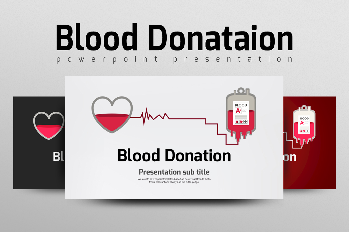 Blood donation ppt by goodpello design bundles blood donation ppt example image 1 toneelgroepblik