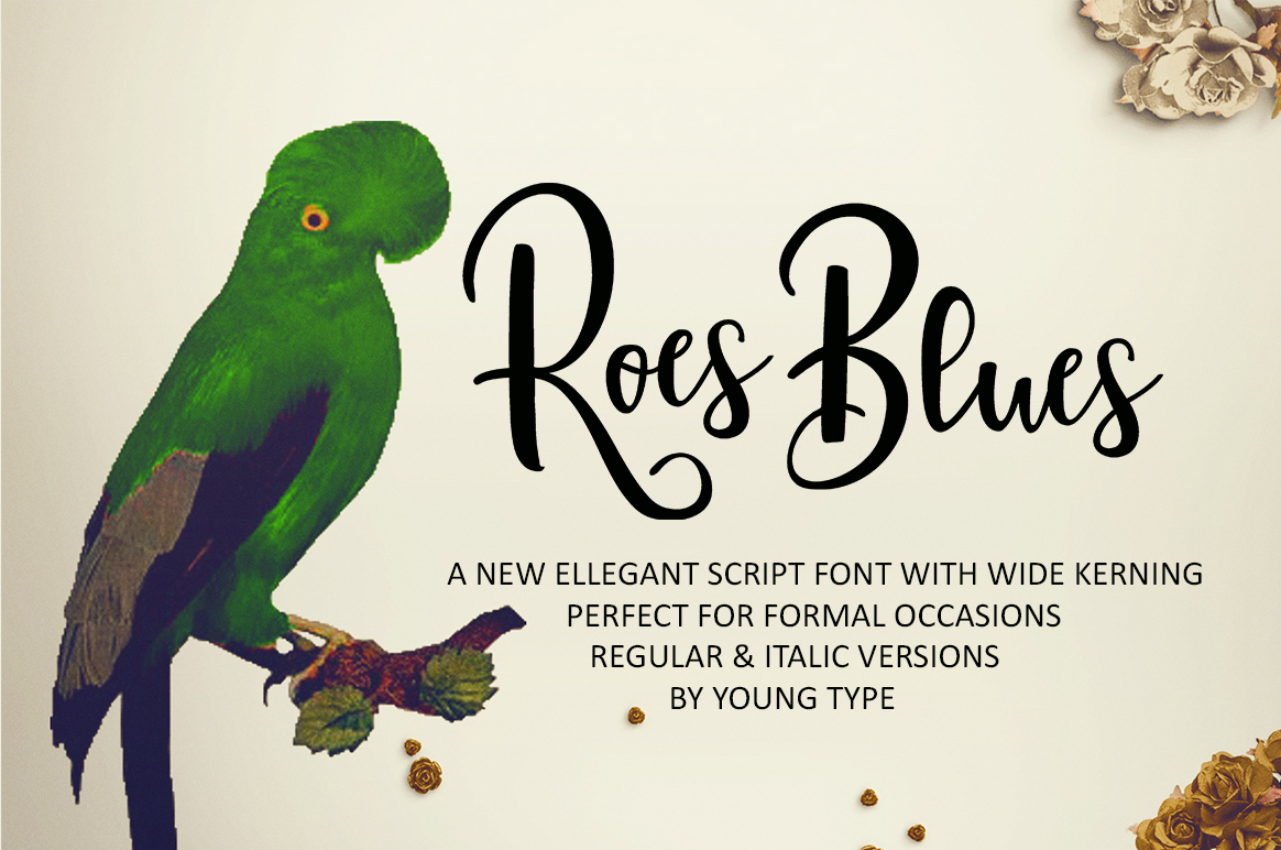 Roes Blues example image 1