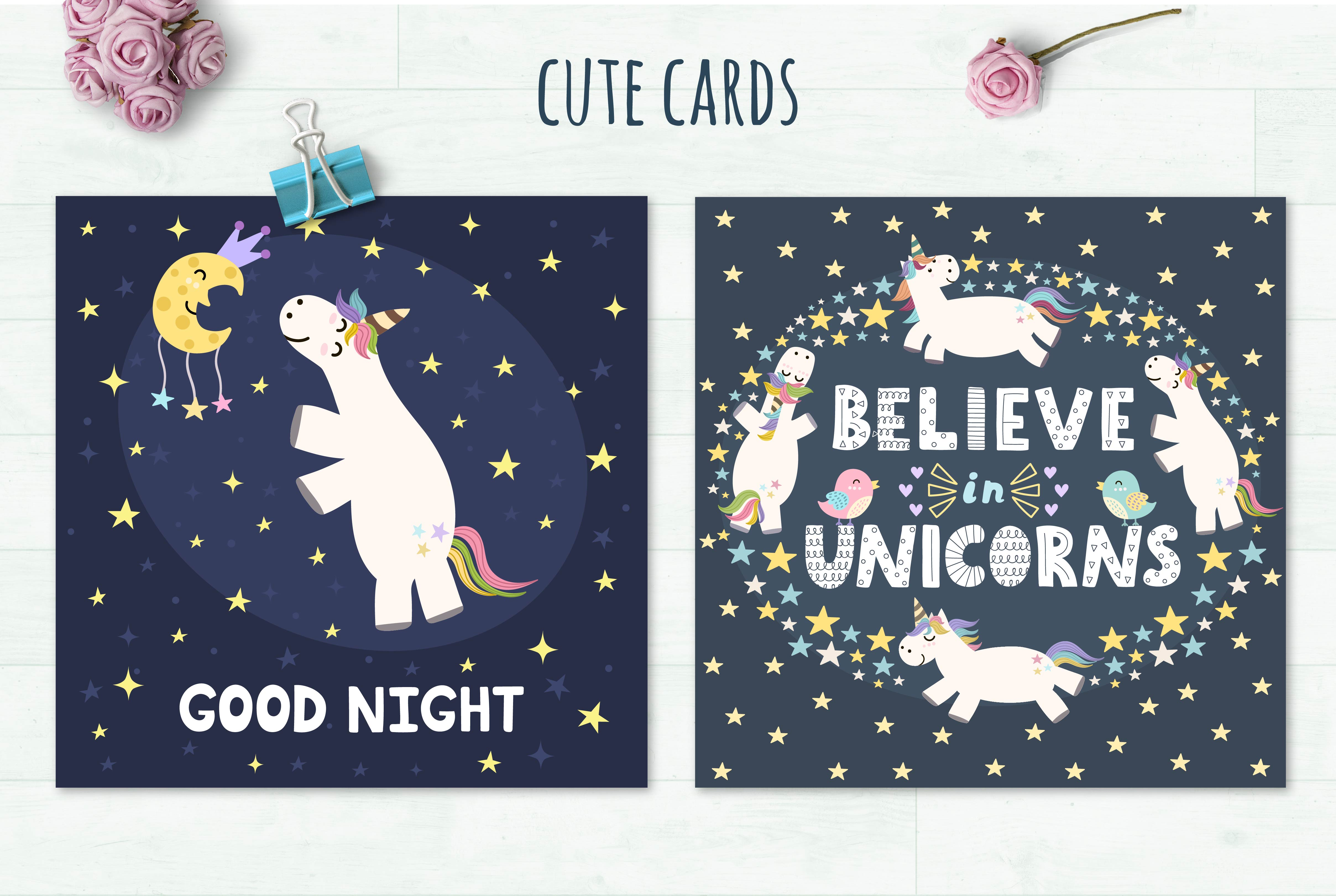 Believe in Unicorns Collection example image 12