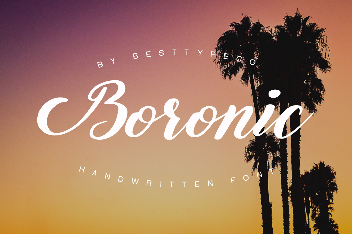 35in1 Font Bundle by BESTTYPECO example image 21