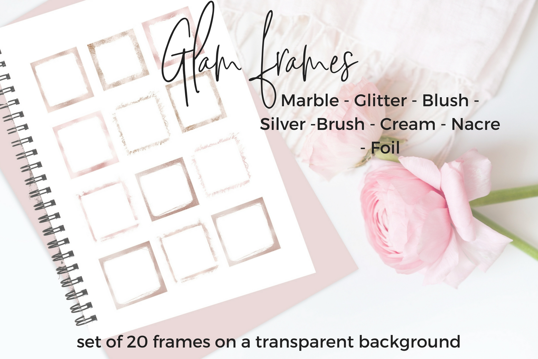 20 Glam frames example image 1