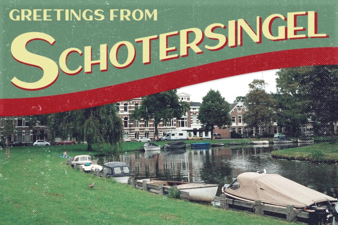 Haarlem Sans example image 4