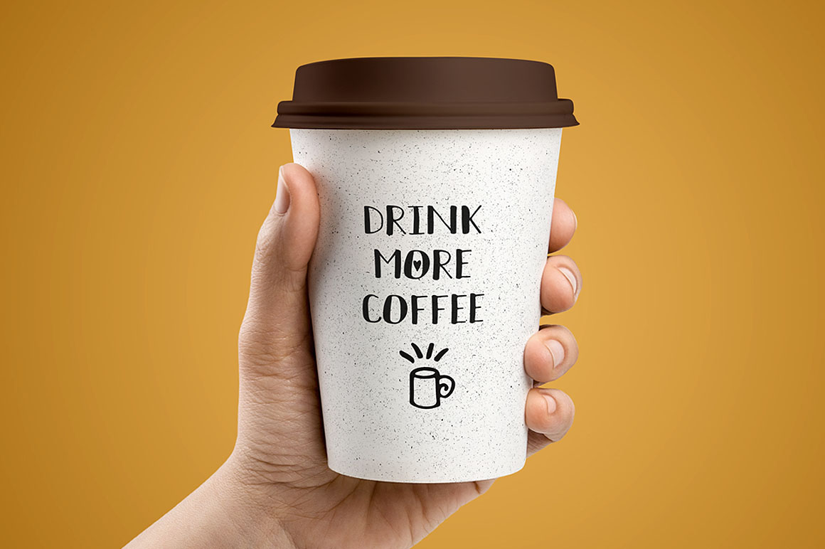 Coffee Date Font example image 2